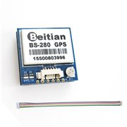 UART TTL level UBLOX G7020-KT chipset, GPS Module with antenna, with FLASH BS-280, better than NEO-6M
