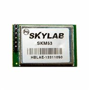 Skylab MediaTek MT3339 SKM53 GPS navigation High Performance GPS Module with 6p UART Connector