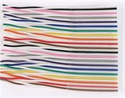 Ribbon Cable 50 Core 28AWG Twisted 8 Pair Flat Multi-coloured per meter