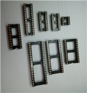 6p high precision IC Socket