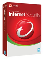 Trend Micro Internet Security 3-PC 1 jaar