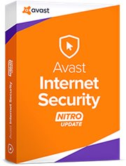 avast! Internet Security 5-PC 1 jaar