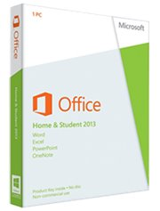 Microsoft Office Thuisgebruik & Student 2013 1-PC