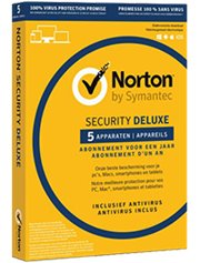 Norton Security Deluxe 5-Devices 1 jaar