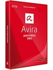 Avira Antivirus Pro 1-PC 1 jaar