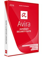 Avira Internet Security Suite 3-PC 1 jaar
