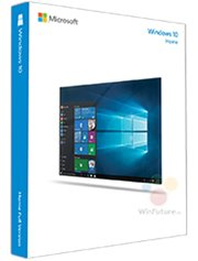 Microsoft Windows 10 Home 64-bit OEM (NL DVD)