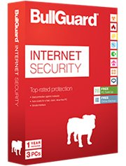 BullGuard Internet Security 3-Devices 3 jaar