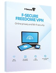F-Secure Freedom VPN 3-Devices 1 jaar