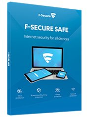 F-Secure Safe 5-Devices 1 jaar