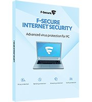 F-Secure Internet Security 3-PC 1 year
