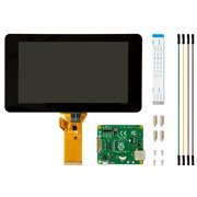 """Raspberry Pi 7"""" Official Touchscreen display"""