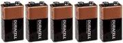 9V battery alkaline Duracell