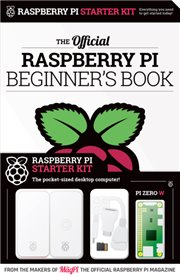 The official Raspberry PI Beginners Book