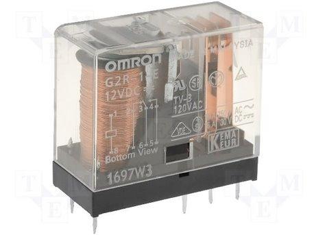 Omron G2R1 12VDC 1xom,