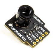 Wide angle (110°) - MLX90640 Thermal Camera Breakout for Raspberry