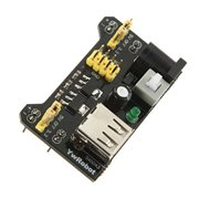 Breadboard Power Supply Module Adapter shield 3.3V/5V for Arduino Board